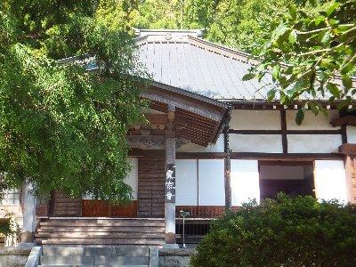 貞宗寺本堂